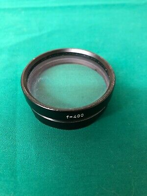 Carl Zeiss F=400 48mm Objective Lens for Surgical Microscope