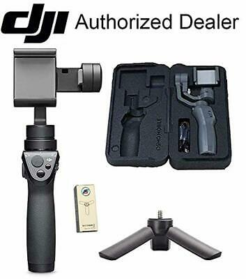 NEW DJI Osmo Mobile 23-Axis Handheld Gimbal Stabilizer for Smartphones with Mini
