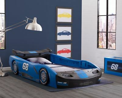 Bed For Kids Twin Frame Boys Bedroom Furniture Race Car Beds
