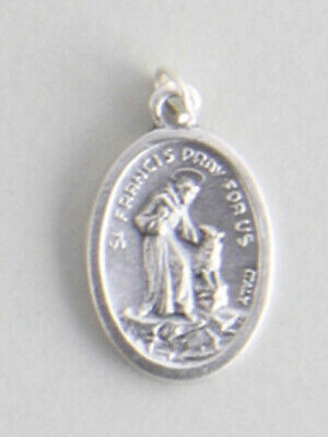 New Holy Medal - St Francis of Assisi -  *Free Postage
