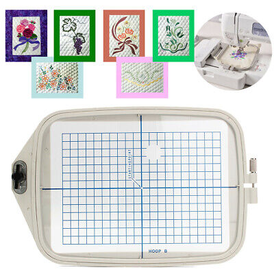 AU Embroidery Hoop B 5.7''x7.92'' For Janome