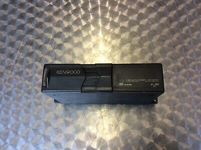 Mercedes S Class W220 Kenwood Radio Cd Changer With Cartridge