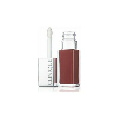 CLINIQUE pop lacquer lip colour + primer - lucidalabbra  01 cocoa pop