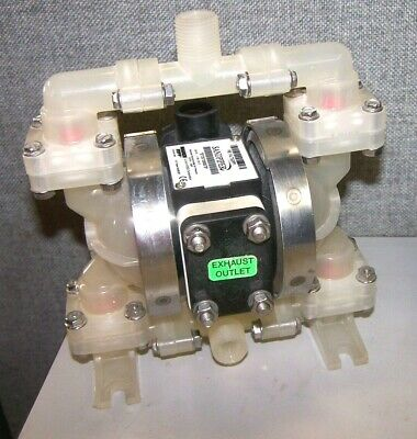 "Warren Rupp Sandpiper Pb 1/4 Ts3Pp Double Diaphragm Pump 1/4"" Non Metallic"