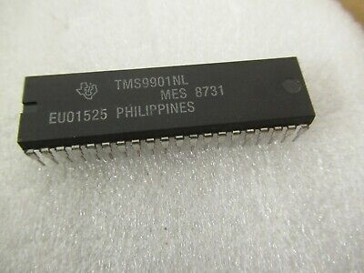 TMS9901NL ORIGINAL Texas Instruments DIP40 Programmable System Interface IC