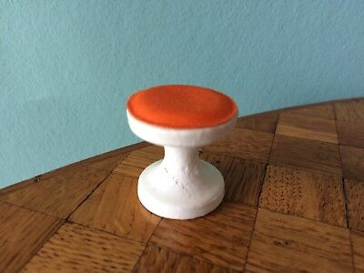Hocker Lundby 1:18 70er  Puppenstube Puppenhaus dollhouse  stool