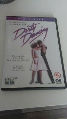 Dirty Dancing ... DVD ... 2001 ... Jennifer Grey