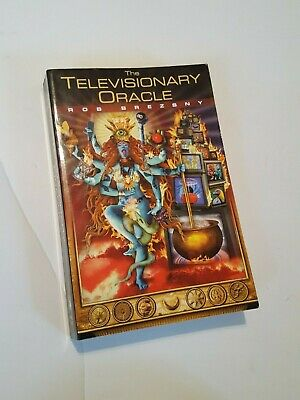 The Televisionary Oracle by Rob Brezsny Great Condition Signed