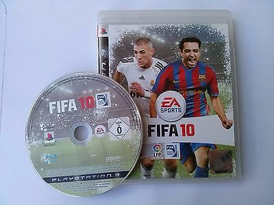 Juego Ps3 Fifa 2010 Playstation 3 Completo Castellano