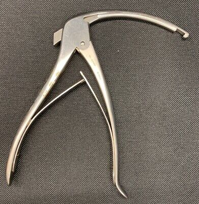 Storz N 3106 Kerrison-Coster Rongeur Curved