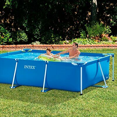Intex 28272NP - Piscina desmontable small frame 300 x 200 x 75 cm, 3.834