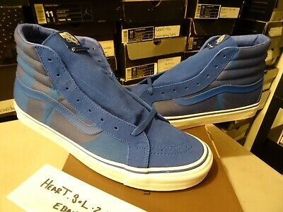 aa37bd2890 NEW RARE Vans SK8-HI LX UND Undftd X Undefeated ROYAL Limited SZ 13 -