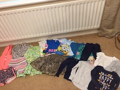 Big Bundle Girl Clothes 4-5 Years