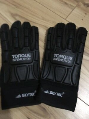 Skytec Torque Stealth Impact Resistance Glove Size 10 Large/XL