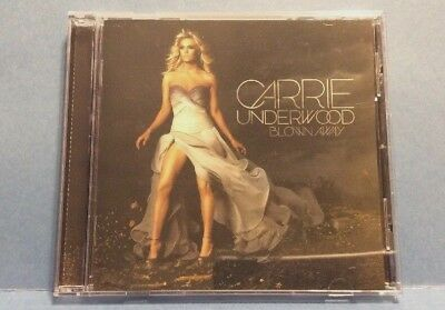 Blown Away by Carrie Underwood - CD