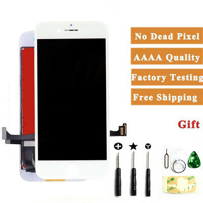 For iPhone 7 LCD Touch Screen Assembly Replacement White A1660, A1778, A1779
