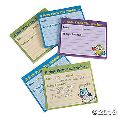 End Of The Day Classroom Exit Pass Notepads Assessment Tool Teacher Resources