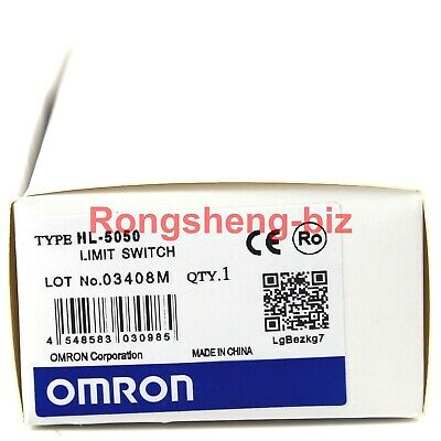 1PC New IN BOX Omron Limit Switch HL-5050 HL-5050 #019