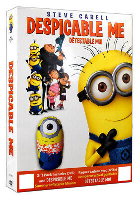 Despicable Me (With Summer Inflatable Minion)(Boxset)(Value Gift Set)(Boxs (Dvd)