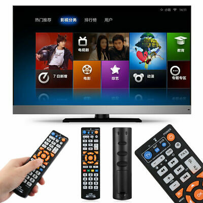 Smart Remote Control Controller Universal With Learn Function For TV CBL PLV F6