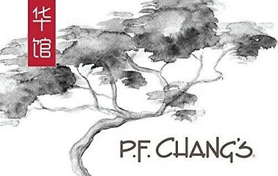 PF Chang's Gift Card | $50 | PDF