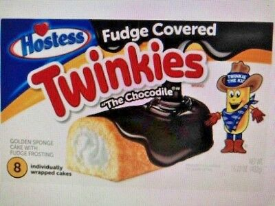 NEW HOSTESS CHOCOLATE Cake Twinkies 10 Count - $11 99 | PicClick