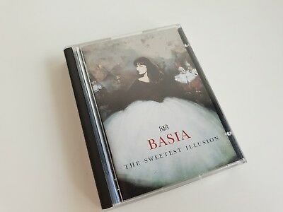 Basia - The Sweetest Illusion  - Minidisc minidisk mini disc MD disk