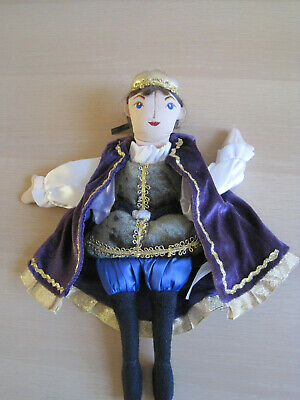 Folkmanis Prince Hand Puppet Pre-owned