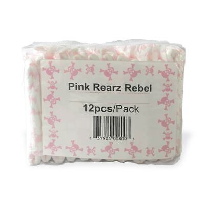 Rearz Pink Rebel - Adult Nappy / Diaper - Incontinence Product