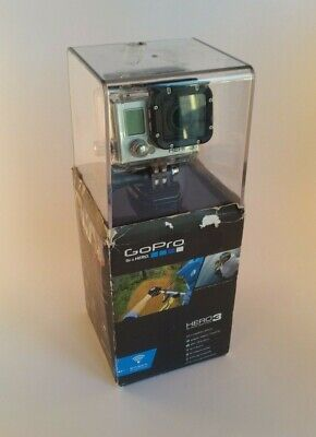 GoPro Hero 3 black Edition Action Camera accessories 1080p/4K Action cam boxed