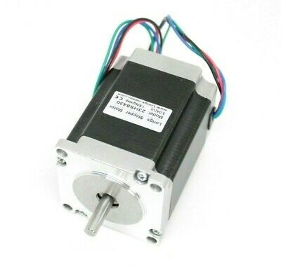 NEMA 23 Stepper Motor 270oz.in 23HS8430 3A 4 Wire - CNC 3D Printer Milling Axis
