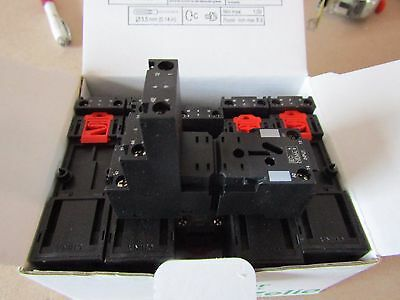 10 x Schneider Relay Socket - For RXM Series Miniature Relay 250V - S1 8497610