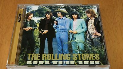 "The Rolling Stones ""Reel Time Trip"" 1CD Scorpio #RSRTT-001."