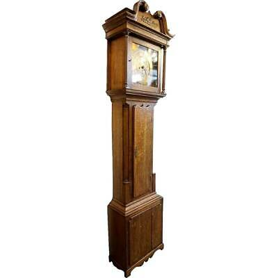CH111 BRASS CLOCK HANDS REPRODUCTION 18th CENTURY LONG CASE GRANDFATHER CLOCKS