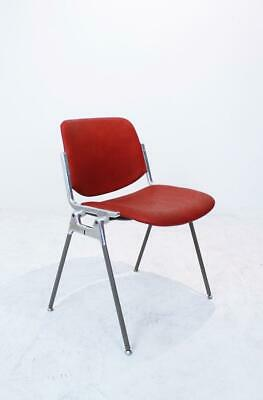 Giancarlo Piretti for Castelli DSC 106 Chairs, Italy, 1970s