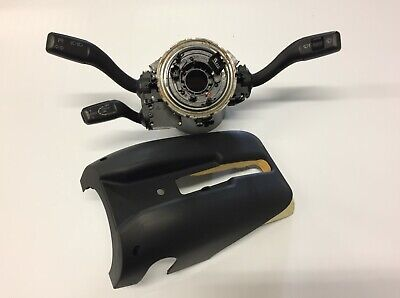 Audi A4 B6 B7 Cruise control stalks slip ring with steering cowling 8E0953549N