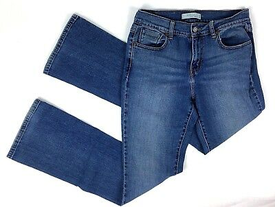 f6cdad76 LEVIS 515 WOMENS Bootcut Jeans Regular Fit Mid Rise Belle Blue Wash ...