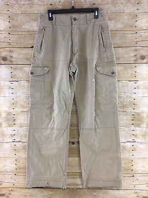 531f737300 Vtg American Eagle Cargo Pants Men 31x32 Distressed Stained Field Utility  Grunge