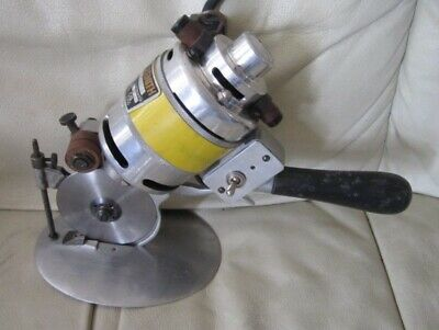 Vintage Universal Zenith Fabric/Cloth Cutter w/Extras