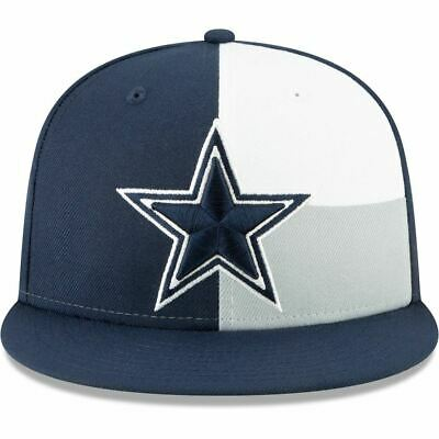 Dallas Cowboys Hat 2019 Draft On Stage Official Snapback 9Fifty Adjustable Hat