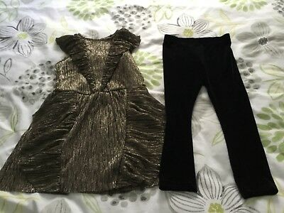 Girls Next Party Outfit Age 3 Years Bnwt