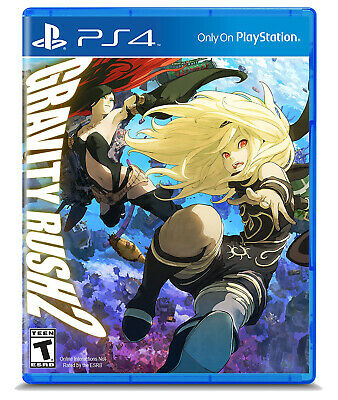 Gravity Rush 2 PS4 Sony PlayStation 4 Video Game | Remote Play | Factory Sealed