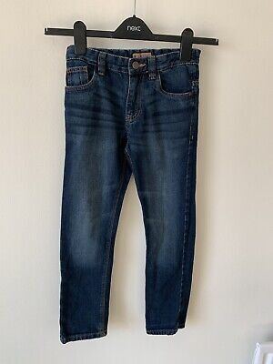 Boys Next Age 8 Jeans Adjustable Waist 7-8 Years