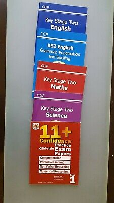 KS2 English, maths, science and 11+ practice exam papers