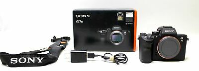Sony Alpha 7 Iii Mirrorless Digital Camera 42.4 Mp E-Mount Ilce-7M3 - Body Only