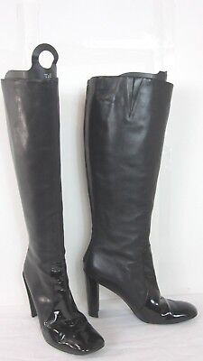 bccb66e85cd KENNETH COLE REACTION over the knee boots in black size 6 -  45.00 ...
