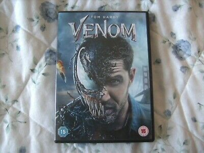 Venom DVD 2018 (Watched Once in Excellent Condition)