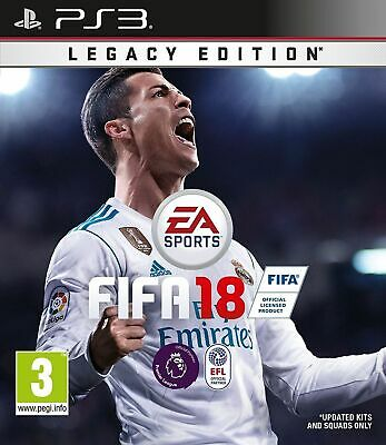 FIFA 18 Ps3 (Lee antes de comprar)