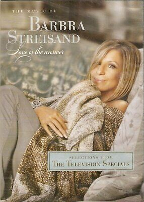 The Music of Barbra Streisand - Love is the Answer (DVD, 2009) NEW Sealed