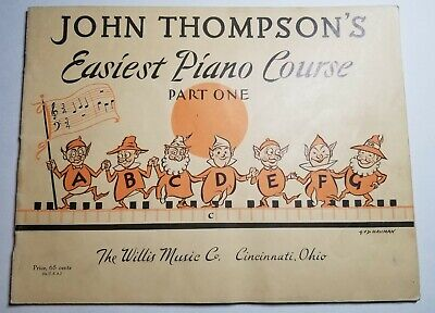John Thompson/'s Easiest Piano Course Part 3 Book Only Part 3 Book on 000414019